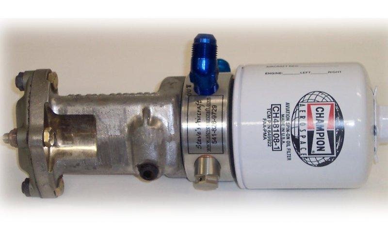 Steve S Aircraft Oil Cooler